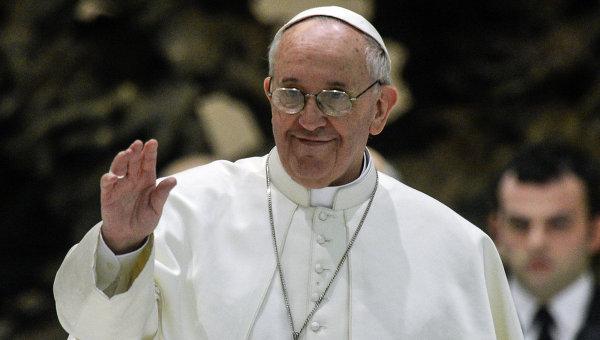 Папа Римский совершил официальный визит Рио-де-Жанейро