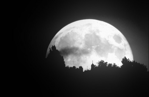 Качество сна зависит от фазы луны