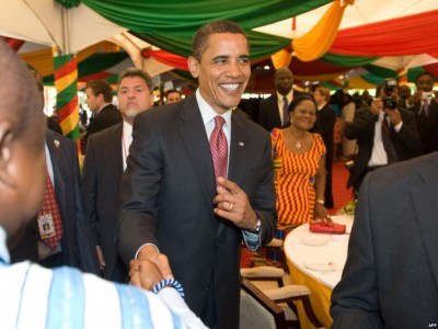 Барак Обама пообещал помочь странам Африки