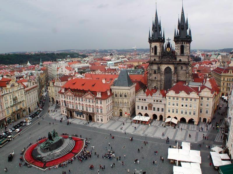 Оздоровительные туры в Чехию