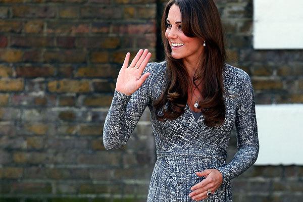 Великобритания готовится ко встрече с Королевским Величеством