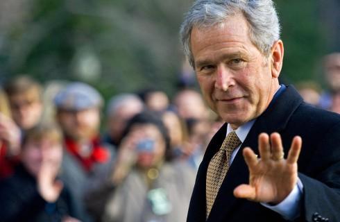 Джордж Буш о Манделе, Сноудене и многом другом