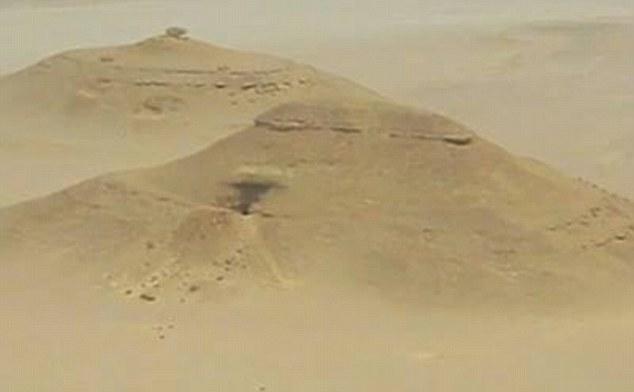 Google Earth нашла потерянные пирамиды в Египте