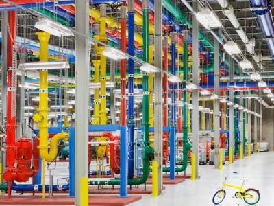 Google обрабатывает 25% трафика в Северной Америке