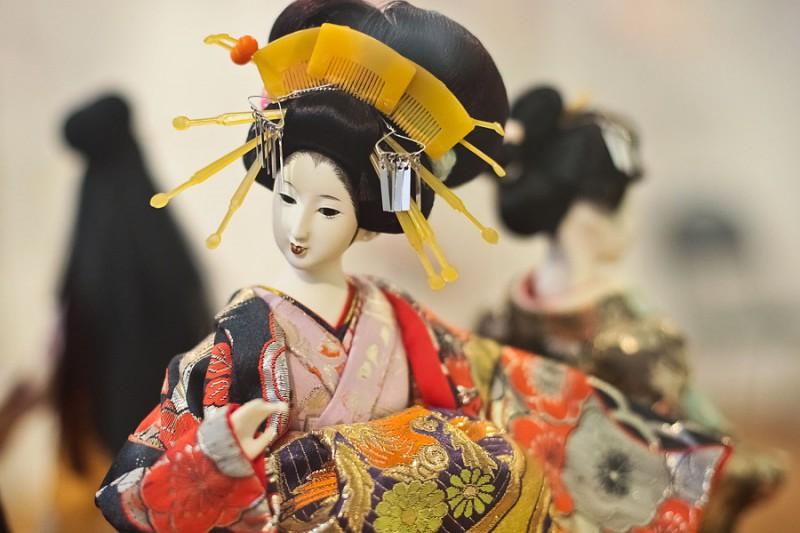 Что привезти из Японии в подарок друзьям?