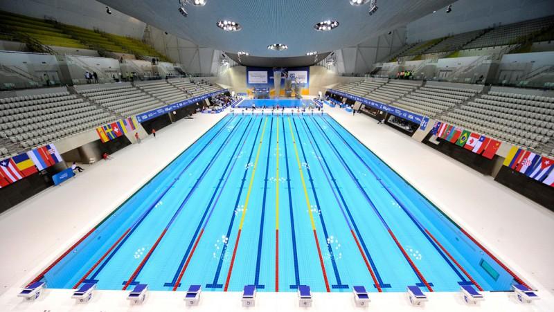 Любительские старты в бассейне «Олимпийском» – возможность испытать свои силы рядом с чемпионами