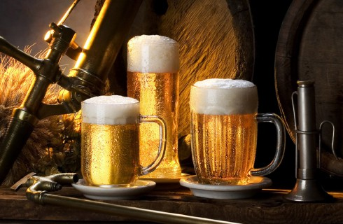 Одна пинта пива повышает здоровье сердца