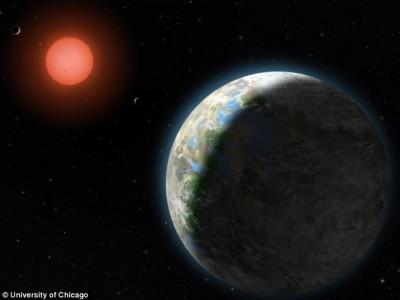 Наша Галактика может содержать 60 миллиардов чужеродных планет