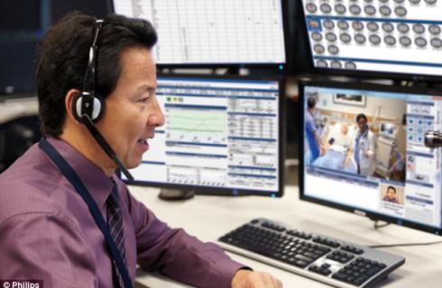 Врачи Лондона начали консультировать пациентов по видеосвязи