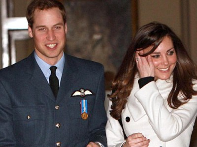 Принц Уильям с супругой Кейт Миддлтон