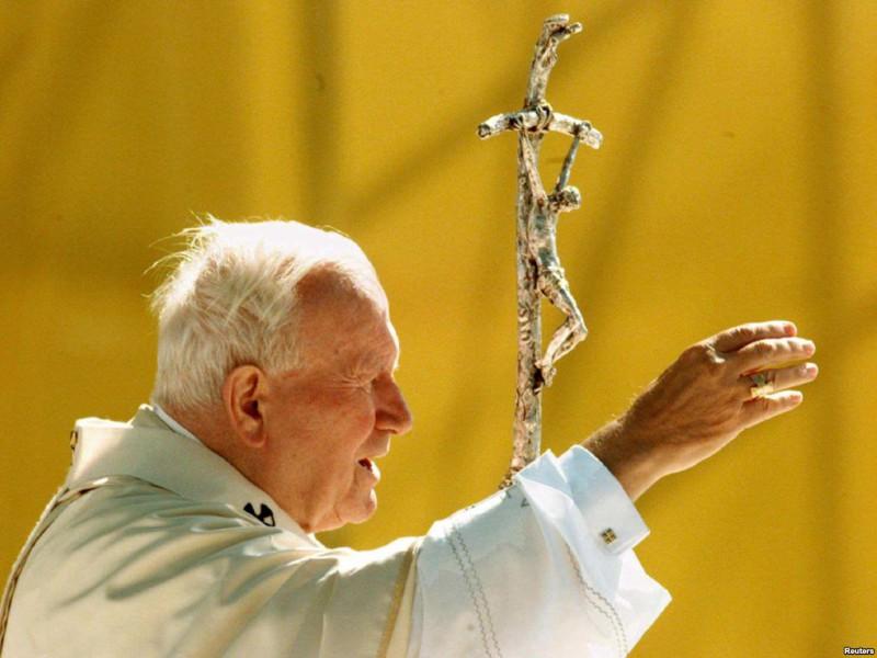Ватикан объявил Иоанна Павла II святым