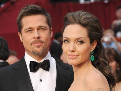 Свадьба Брэда Питта и Анджелины Джоли состоится на корабле