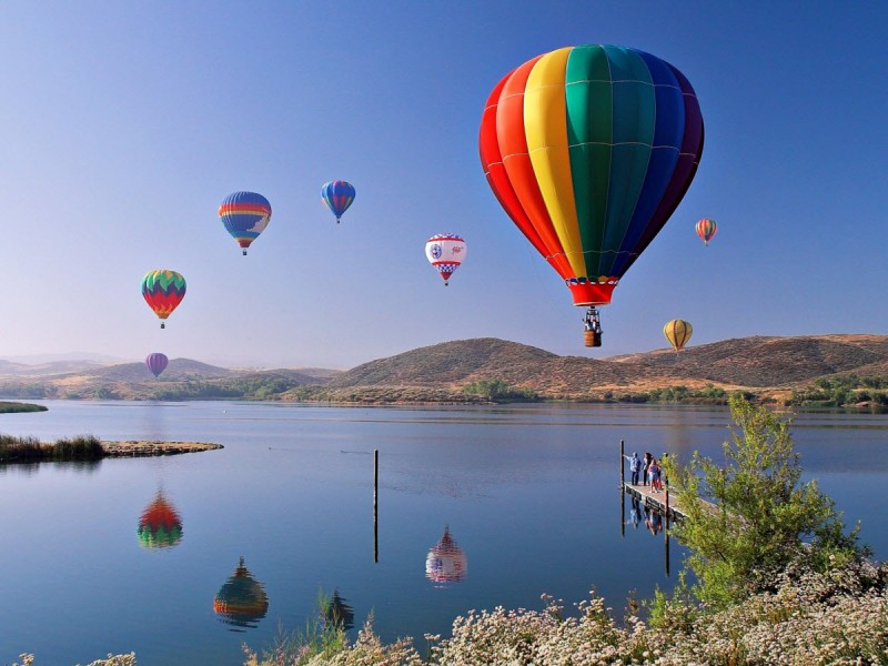 Воздушные шары помогут распространить по всей планете Интернет