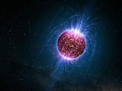 Золото произошло от столкновения нейтронных звезд