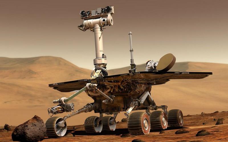 Год жизни и работы на Марсе