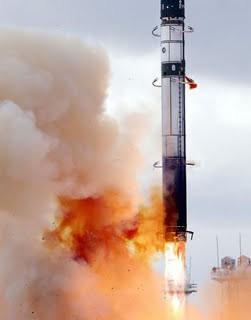 Южнокорейский спутник успешно вышел на орбиту