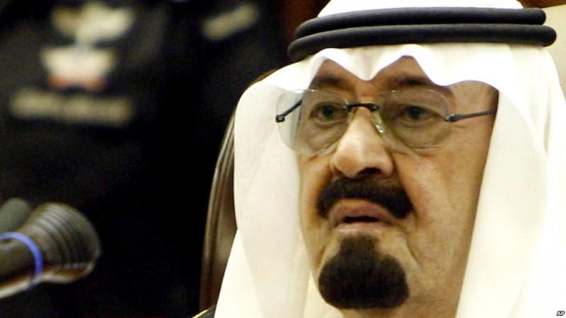 Король Саудовской Аравии финансирует антитеррористическую деятельность