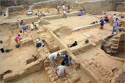 В Турции нашли фигурки от древней настольной игры