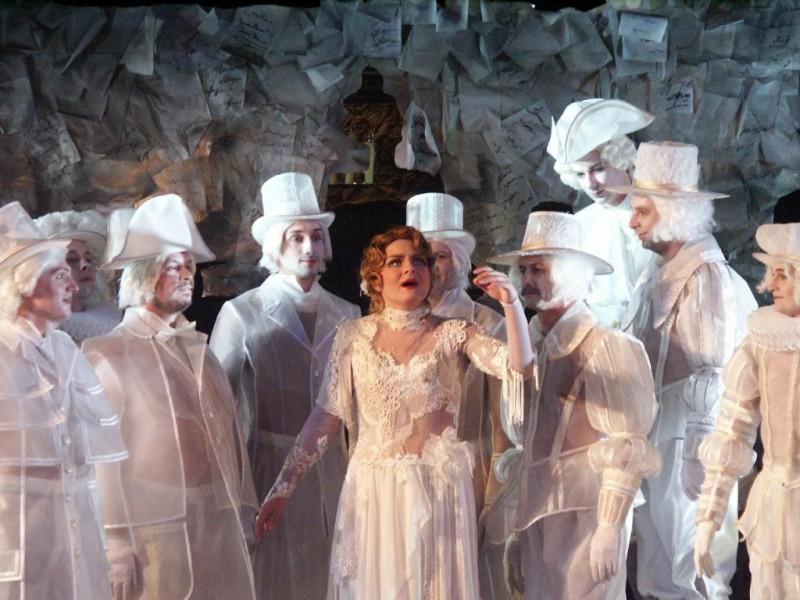 «Геликон-опера» откроет историческую сцену