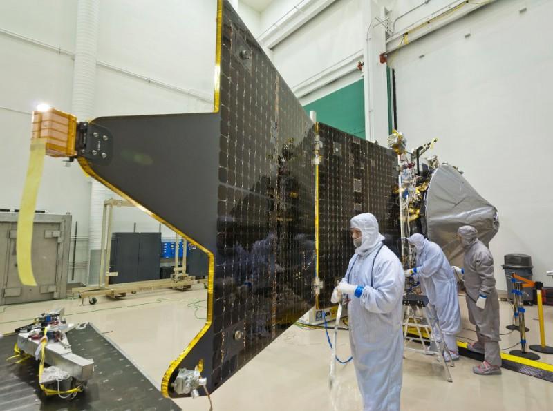 На Марс запустят зонд по имени Maven
