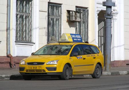 Хорошо быть легальным таксистом