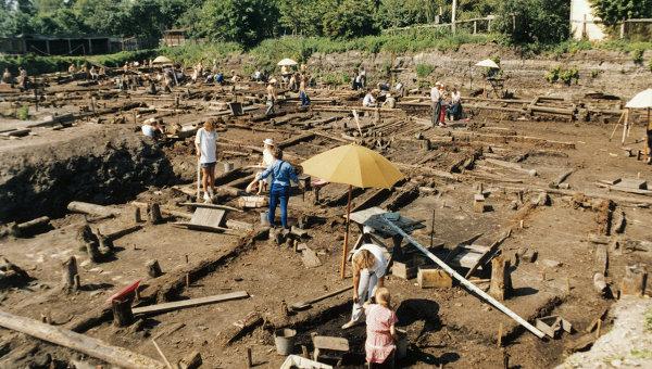 В Иркутской области найдено древнее захоронение