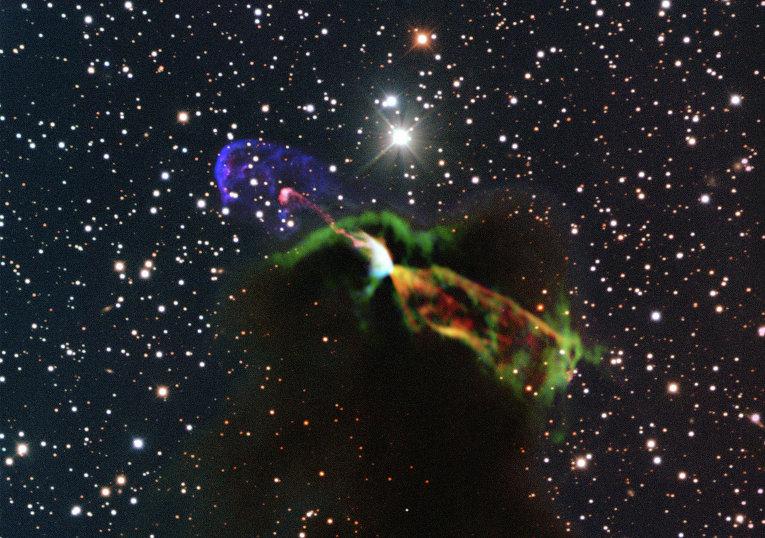Тайны рождения звезд раскрыты