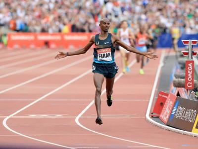Мо Фарах отвергает обвинения в употребление допинга