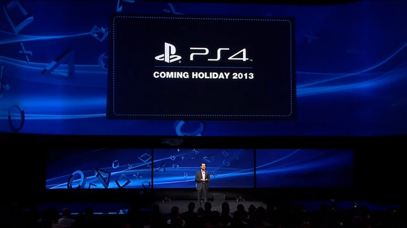 Названа дата выхода PlayStation 4