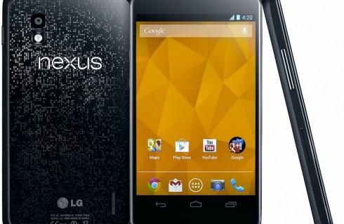 Цены на Nexus 4 снижаются