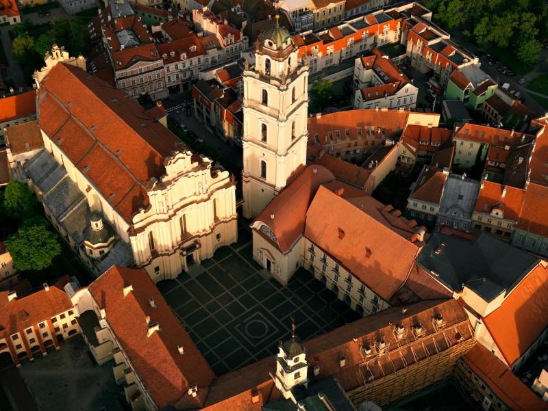 Вильнюс – город, вышедший из сна Гедиминаса