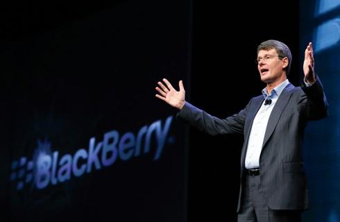 BlackBerry находится на краю пропасти