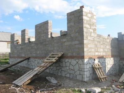 Строим дом в Белгороде