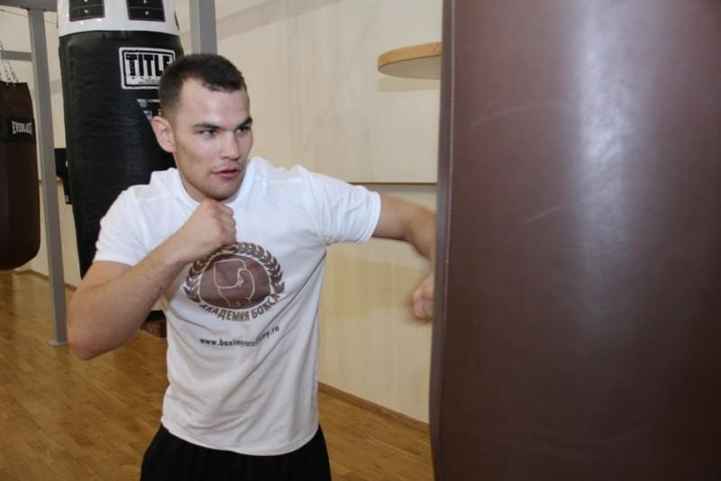 Дмитрий Чудинов завоевал титул WBA International