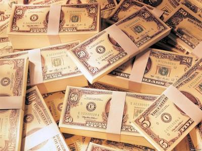 Деньги победителей лотереи