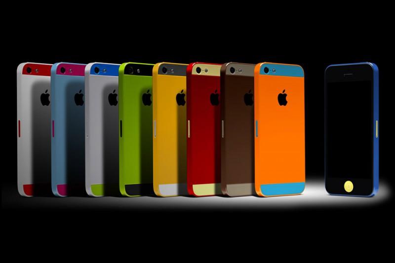 Каким ты будешь iPhone 5S?