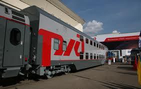 В России вскоре появятся двухэтажные поезда