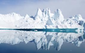 Самый крупный каньон находится в Гренландии