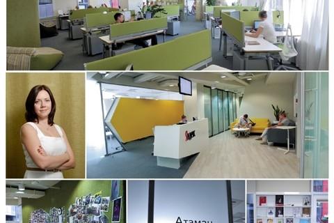 В Ростове появились инновационные офисы