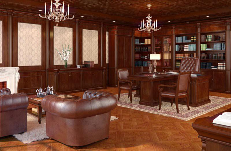 Офисная мебель — какая она?