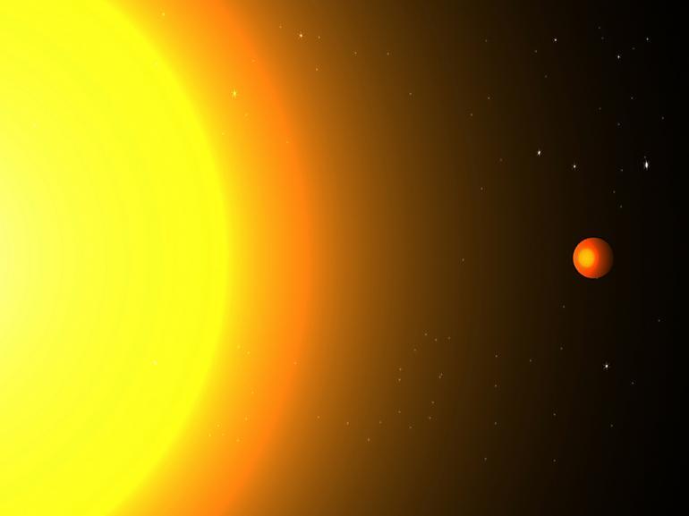 Найдена самая быстрая планета