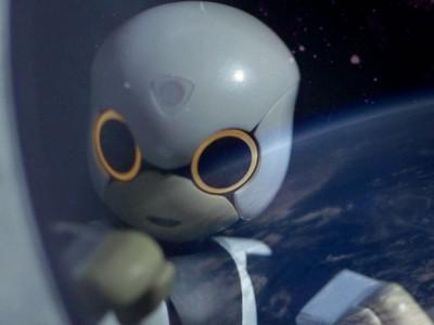 Говорящий робот Kirobo