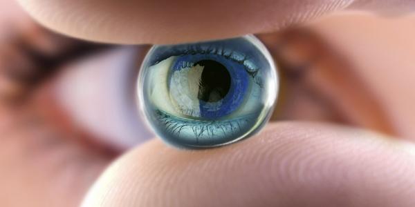 Основные показания к использованию контактных линз
