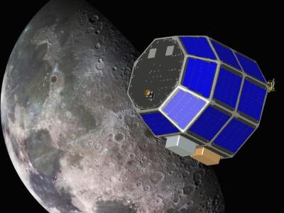 Орбитальная обсерватория Ladee
