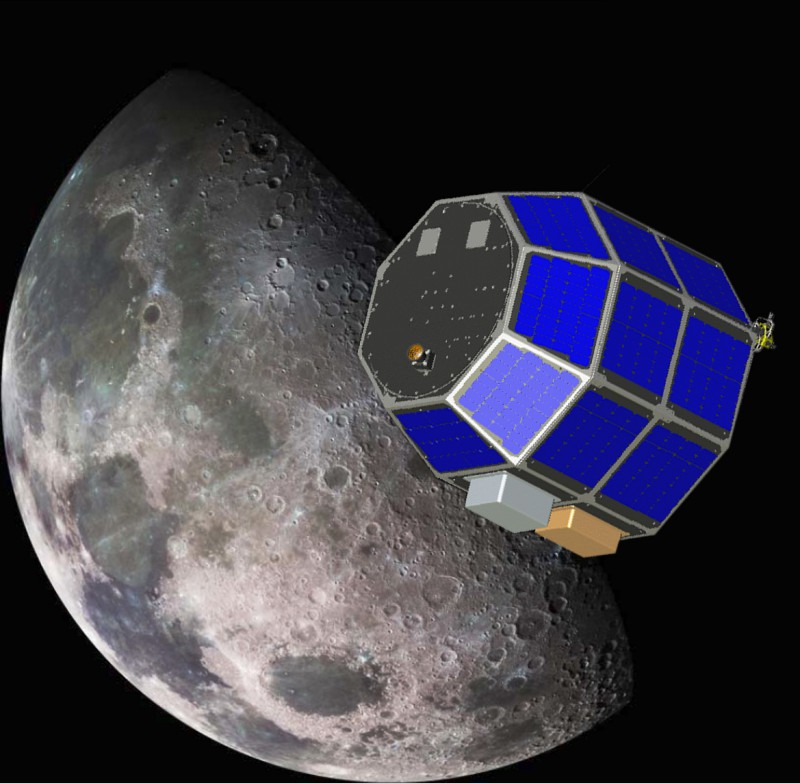 NASA устроит в космосе лазерное шоу