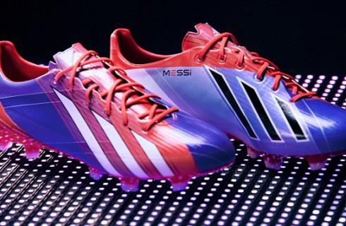 Лионель Месси запускает новую линейку спортивной обуви