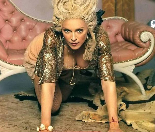 Мадонна стала самой высокооплачиваемой знаменитостью