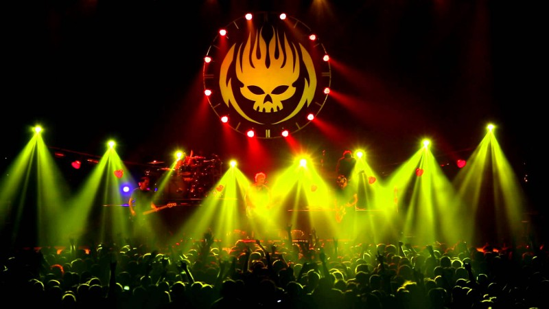 Первый тур The Offspring по России