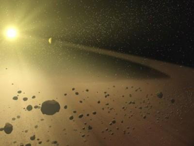 Спящие кометы