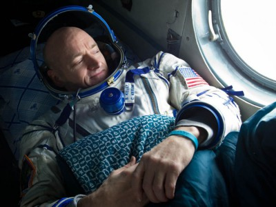 NASA проводит эксперимент на астронавтах